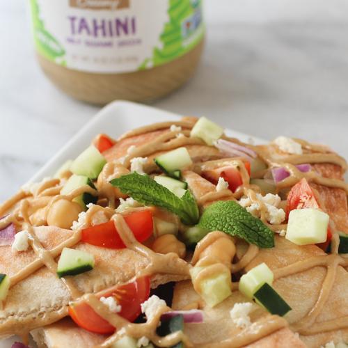 tahini dipping sauce